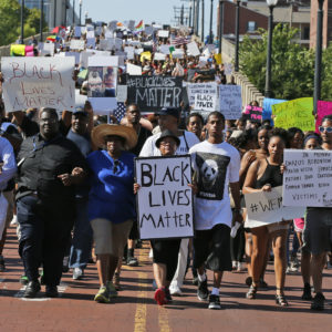Point/Counterpoint: Black Lives Matter isn't a civil rights offshoot