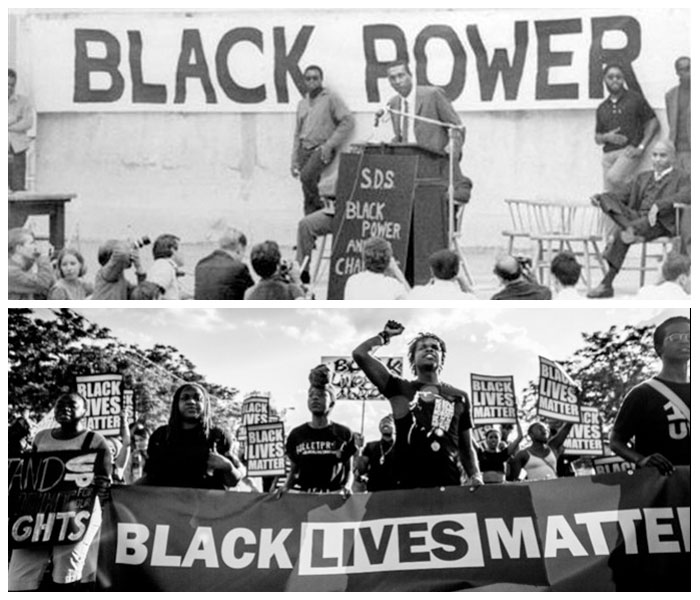 Black Lives Matter Isn't a Civil Rights Movement; It's An Heir to Black Power